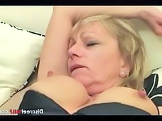 Mature Nipples Mother Son