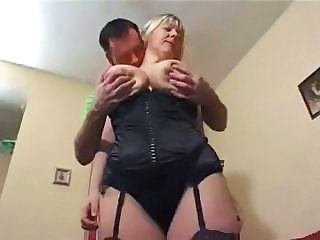 British mom with huge tits doesn`t mind getting