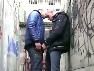 Two horny french gay dudes suck hard deep