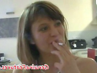 Smoking Kitchen Amateur