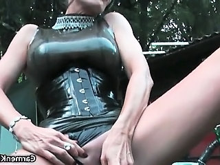 Outdoor Latex Masturbating Dirty Masturbating Mature Masturbating Outdoor