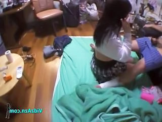 Korean HiddenCam Asian Asian Teen Blowjob Teen Bus + Asian