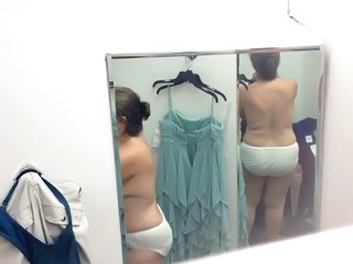 Dressing room nude 1