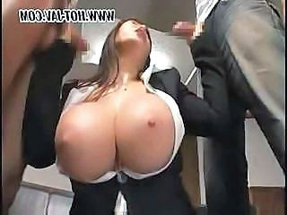 Sexy girl meets a guy in the park, takes him home, and fucks him