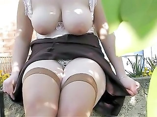 Big Tits Outdoor Stockings Big Tits Big Tits Stockings Big Tits Wife