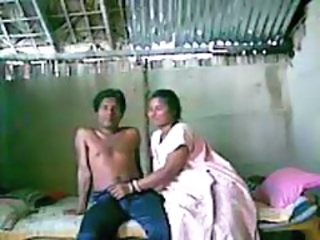 Amateur Indian Couple Spy Cam