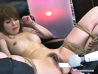 Machine Asian Bondage