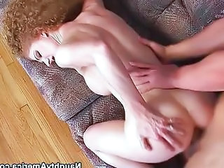 Anal respecting red-haired mom Annie Body