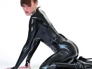 Fetish Latex Babe