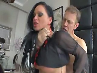 Slut Frech Model gets Hard Anal Action