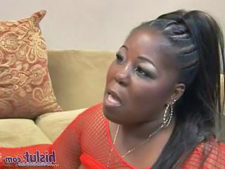 Ebony  Fishnet Bbw Milf Ebony Ass Fishnet