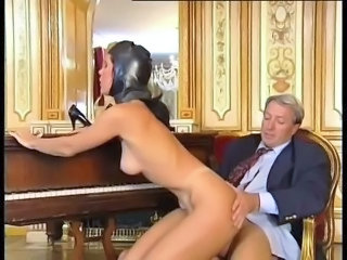 Fetish Babe Riding Kinky