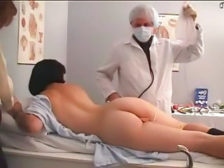 Doctor Insertion Daughter Enema Insertion