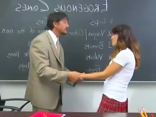 brazilian girl fucking with teacher