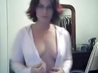 Milf webcam stripper