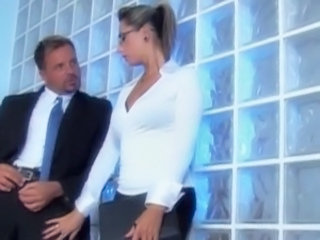 Glasses MILF Office Milf Ass Milf Office Office Milf