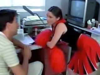 Cheerleader Skirt Teen Cheerleader