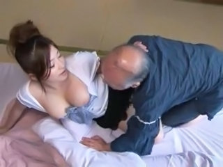 Old And Young Daddy Wife Daddy Japanese Milf Japanese Wife