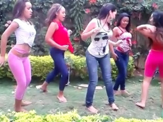 DOMINICAN TEEN WHORES DANCING