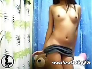 Webcam Stripper En solitari Asiàtica Adolescent Filipina Solitari Adolescent