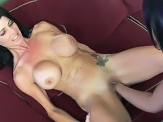 Brutal hole fisting of two pornstars