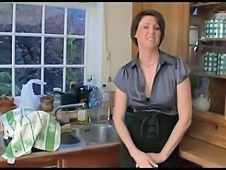 British MILF Kitchen British Milf Milf British