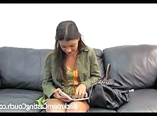 Teen Creampie on Casting Couch