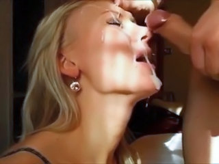 Facial Cumshot Wife Amateur Cumshot Homemade Wife Milf Facial