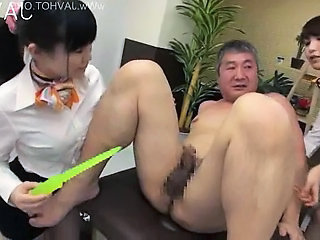 Femdom Asian Japanese Old And Young