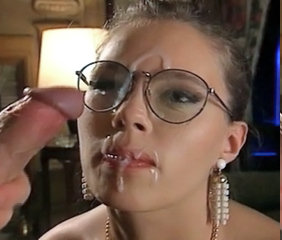 Facial Glasses Cumshot Cumshot Ass Dirty Milf Ass