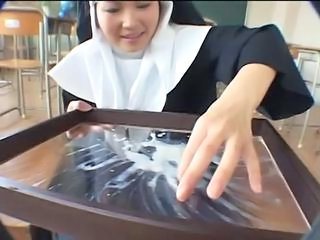 Nun Swallow Asian