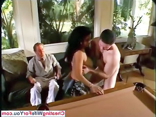 brazilian cuckold woman