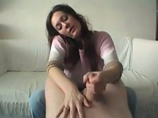 Handjob Homemade Wife Handjob Amateur Homemade Wife Wife Homemade