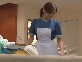 Maid Asian Japanese