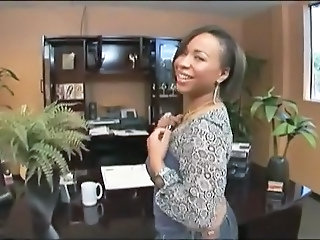Tia Cherry your office pov slut