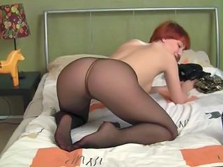 Pantyhose Teen Amazing Babe Ass Babe Panty Panty Teen