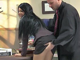 Secretary Doggystyle MILF Milf Office Office Milf Son