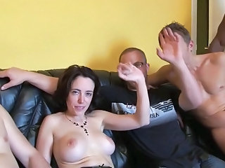 Gangbang French Amateur French Amateur French Milf Gangbang Amateur