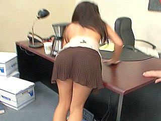 Office Secretary Teen Office Teen Teen Ass