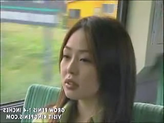 Bus Japanese Teen Asian Lesbian Asian Teen Bus + Asian
