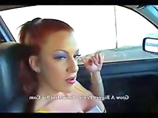 Cash Car MILF