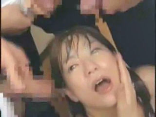 Bukkake Facial Asian Asian Cumshot Japanese Cumshot Japanese Teacher