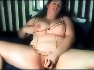 BBW Lingerie Masturbating Bbw Masturb Masturbating Toy Masturbating Webcam
