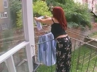 Wife Redhead Outdoor Outdoor Outdoor Mature