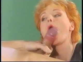 Swallow German Redhead German Milf