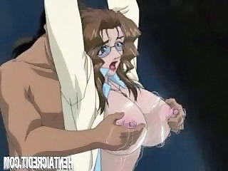 Anime Busty Babe Torture