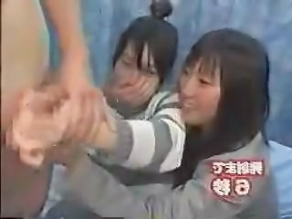 Asian CFNM Handjob Asian Teen Cfnm Handjob Handjob Asian