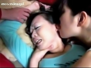 Mom Threesome Asian Threesome Hardcore Vibrator