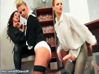 "Sexy blonde babe going crazy getting her part5"" target=""_blank"