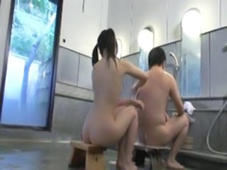 Daddy Old And Young Showers Asian Teen Bathroom Bathroom Teen